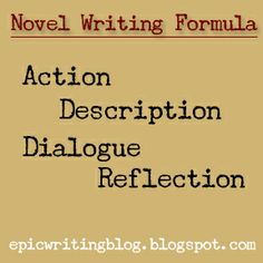 tip: Reflection. Readers need time to unwind. They want to think about what they are reading while they are continuing with the story. They need a minute to breathe. So the characters must reflect. If you are writing a novel, talk about the characters' insights on what is happened. While they are moving to the next adventure, show us their thoughts. How is it changing them?
