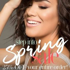 Time for Spring Cleaning! Freshen up your look now during our Step Into Spring Sale! Save 25% off when you use coupon code: SPRING25 Hurry! The sale ends tomorrow! Shop Wigs.com now!  #wigs #wigscom #springsale #sale https://www.instagram.com/p/BRJdUtlBGvw/ Shop now: https://wigs.com/