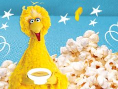 Healthy Recipes from Big Bird, Elmo and the Sesame Street gang.