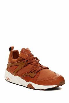 f585d0cb552 Brand New PUMA Men s Blaze Of Glory NL Sneaker 35931203 Brown SZ US M 10.5