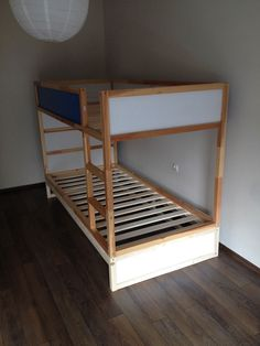 IKEA KURA Double Bunk Bed + Extra hidden bed (Sleeps 3!) - IKEA Hackers