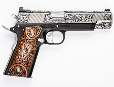 Jesse James Firearms...Loading that magazine is a pain! Excellent loader available for your handgun Get your Magazine speedloader today! http://www.amazon.com/shops/raeind