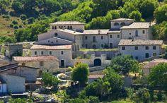 Tradičné talianske domy v malebných dedinkách za jediné euro