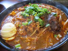 - The best Malaysian/Singaporean food. Try the lamb curry or the Hainanese chicken Hainanese Chicken, Lamb Curry, Thai Red Curry, Vancouver, Chili, Soup, Eat, Ethnic Recipes, Asia