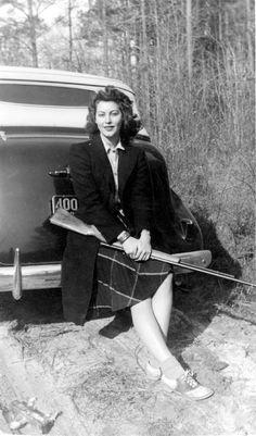 Ava Gardner. Very Young.