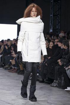 Rick Owens NYC fashion week 2013 fall/winter