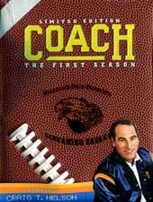 Coach : OLDIES.com - TV Shows on DVD, By Decade, TV Series, Classic TV Shows