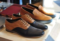 ACNE Fall / Winter 2011 Footwear Collection