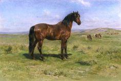 Cave to Canvas, Rosa Bonheur, Wild Horses, 1889