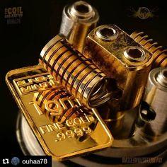 #Repost @ouhaa78 Black & Gold ・・・ #doyouevengoldbro…