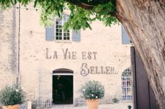 Provence Menerbes France street Photography print by FinerMoments, $25.00