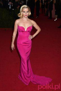 MET Gala 2014: Reese Witherspoon w sukni Stelli McCartney