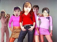 5sos+Mean girls= awesome