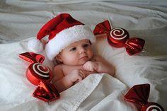 Des bonbons pour Noël!