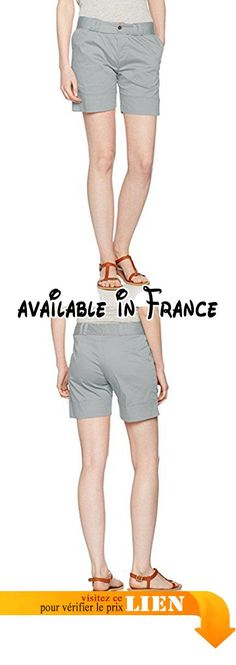 B06WVHY8T1 : Auteurs du Monde Atrm-30004224 Short Femme Blu (Anice) Taille Fabricant:Small. #Apparel #SHORTS