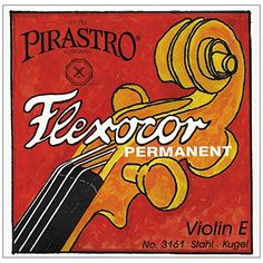 Pirastro Flexocor Permanent Violin Set ** You can find out more details at the link of the image.(It is Amazon affiliate link) #la