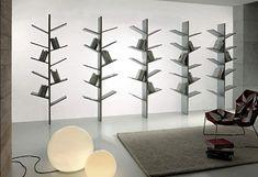 creative modern book shelves