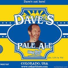 Oskar Blues - Dave's Pale Ale