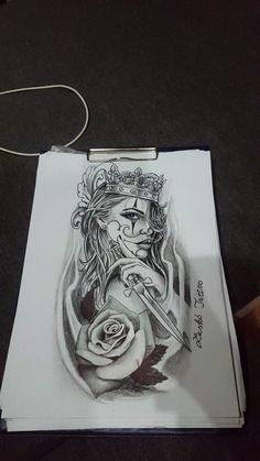 Princes rose tattoo Lesko Tattoo