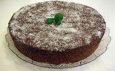 #torta #cocco e #menta  meravigliosa e profumatissima!! #ricettefacilifacili