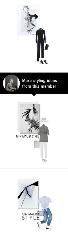 """""""Obelisk"""" by gazzelle on Polyvore featuring Alexander Wang, Derek Lam, Hellessy and Bao Bao by Issey Miyake"""
