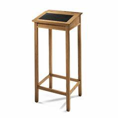 lambert stehpult comptoir braun walnussfunier standing desk pinterest tisch. Black Bedroom Furniture Sets. Home Design Ideas