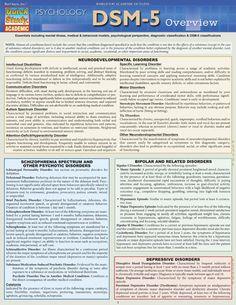 DSM-5 OVERVIEW