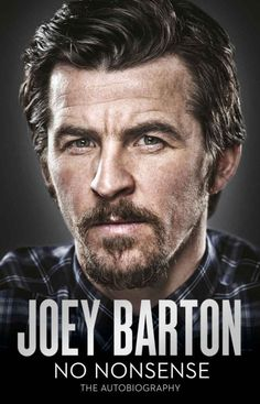 Joey Barton - No Nonsense - The Autobiography Fiction Best Sellers, New Books, Books To Read, British Football, The Sunday Times, Mighty Ape, Manchester City, Reading Online, Marseille