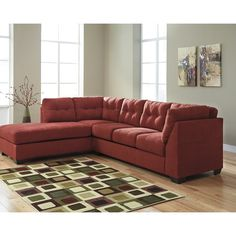 Found it at Wayfair.ca - Maier Sectional