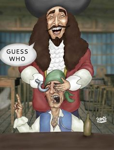 Oh, Captain Hook!