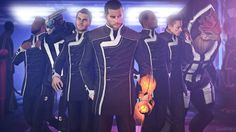 Gentlemen? (Mass Effect 3) by toxioneer.deviantart.com on @deviantART