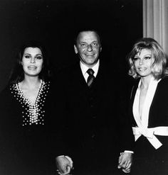 Frank, Nancy and Tina