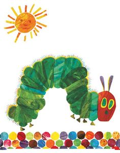 The Very Hungry Caterpillar on StarEditions.com - Wholesale Prints