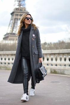 Уличная мода: Модные луки блондинки Lima Ché: весна 2016