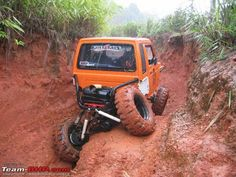 Willa's dream Sami.   Awesome Suzuki Samurai crawler! www.crcint.com