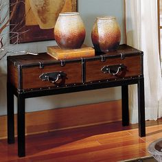 Found it at Wayfair - Voyage Console Table