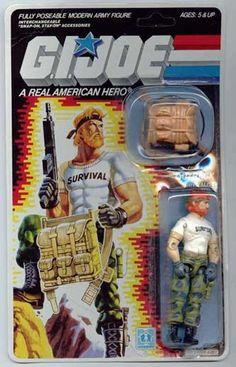 G.I. Joe: Outback (1987)