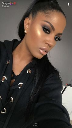 Shayla mitchell makeup dating