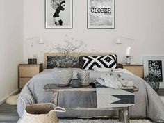 These Scandinavian Styled Bedrooms will leave you mesmerised. | Ideas | PaperToStone
