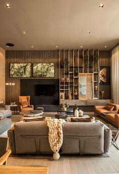Most Popular Contemporary Living Room Design Ideas Home Interior Design, Contemporary Living Room Design, House Interior, Home Deco, Home, Living Decor, Luxury Living Room, Apartment Interior, Room Design