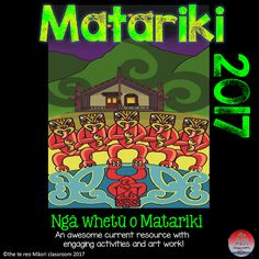 Last year a good friend asked me if I had heard that two new whetū in the Matariki cluster, had been named (Pōhutukawa and Hiwaiteran. Bilingual Classroom, Art Classroom, Classroom Activities, Classroom Ideas, Hawaiian Tribal Tattoos, Samoan Tribal Tattoos, Maori Tattoos, Waitangi Day, Star Template