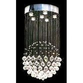 Found it at AllModern - Rain Drop Crystal Chandelier