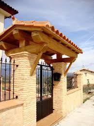Resultado de imagen para techos de madera rusticos