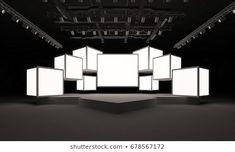 Bühnen Design, Tv Set Design, Stage Set Design, Church Stage Design, Booth Design, Stage Lighting Design, Fritz Cola, Concert Stage Design, Corporate Event Design