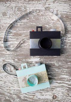 Simple Handmade Toy Camera