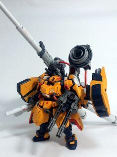 Custom Build: HG 1/144 Grimoire Ver. dmi [Hermit Dress] - Gundam Kits Collection News and Reviews #mecha – https://www.pinterest.com/pin/289989663489640772/