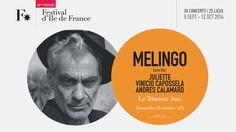 http://www.festival-idf.fr/2014/concert/melingo - Melingo - Dimanche 12 octobre 2014, 17h00 - Le Trianon, Paris