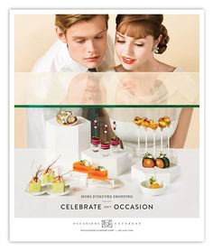 ★ DESIGN ARMY – Occasions Caterers: Celebrate ANY Occasion (Editorial Design and Art Direction) © Design Army LLC