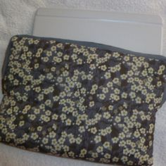 Pochette Liberty , couture , sewing