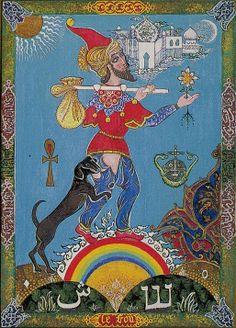 Kazanlar Tarot  --  If you love Tarot, visit me at www.WhiteRabbitTarot.com